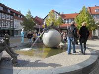 Stadtbrunnen Wernigerode